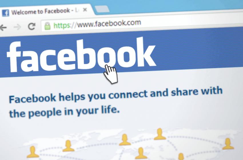 Facebook storing